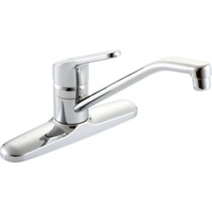 INAXキッチン用水栓クロマーレ台付タイプSF-HB430S