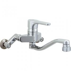 INAXキッチン用水栓クロマーレ壁付タイプSF-HB433S
