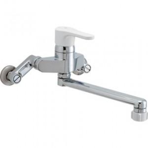 INAXキッチン用水栓ノルマーレ壁付タイプSF-HE433S