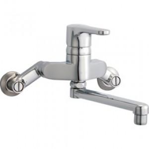 INAXキッチン用水栓クロマーレ壁付タイプSF-HB435S(170)