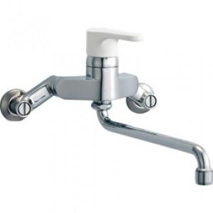 INAXキッチン用水栓ノルマーレ壁付タイプSF-HE435S