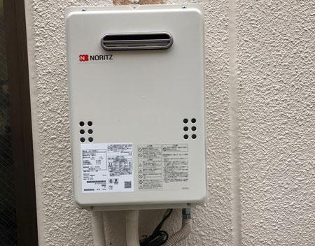 GQ-1639WS-1ノーリツ給湯器取替交換工事東京都江東区