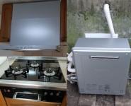 施工後画像-RHS31W30E11RCBW・NFG6S20MSIL・GT-C2062SARX BL